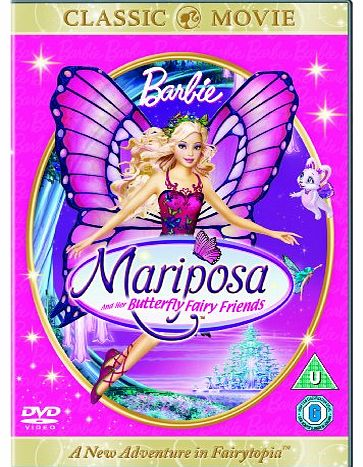 Barbie: Mariposa And Her Butterfly Fairy Friends [DVD]